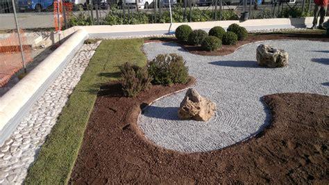 giardino zen municipio v un giardino zen per viale agosta