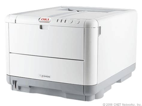 Printer Laserjet Oki overview of okidata c3400n color laserjet printer