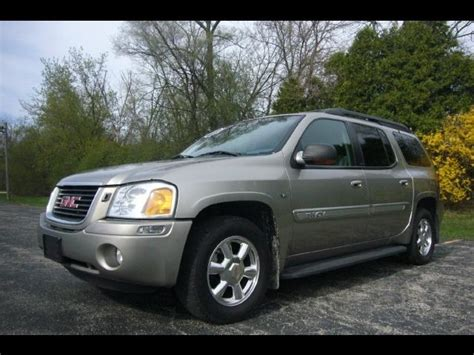 car owners manuals for sale 2003 gmc envoy xl head up display 2003 gmc envoy xl slt details roselle il 60172