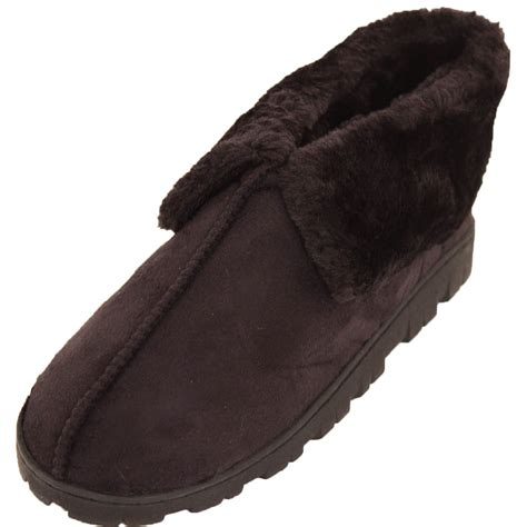flat shoes for winter womens fur ankle boots low faux suede winter warm