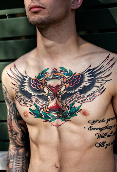 tattoo mens chest 2015 tattoo quotes for mens cute quotes