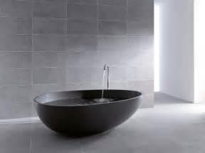 black egg shape bathtub mastella design interior design