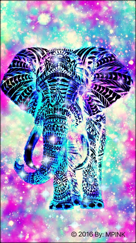 girly elephant wallpaper 169 2016 elephant hipster wallpaper created by me