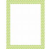 Gallery For &gt Lime Green Chevron Border