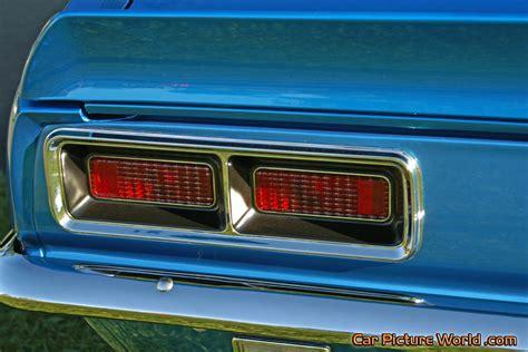 1968 camaro lights 1968 ss 427 camaro light picture