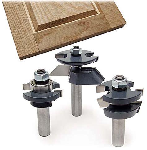 shaker cabinet door shaper cutters shaker raised panel door bit set undercutter with free