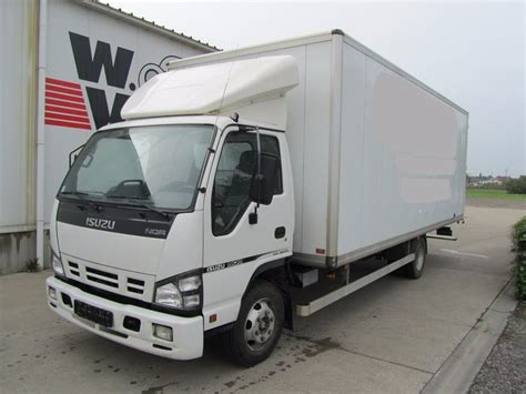 isuzu box truck dimensions 28 images mobile kitchen