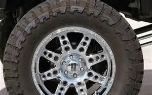 Ford Truck Chrome Wheels 2004 Ford F150 Lariat Diesel Chrome Wheels Photo 15