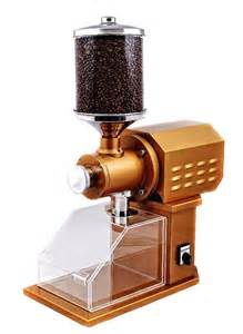 Industrial Coffee Bean Grinder Best Sell High Quality Industrial Professional Electric