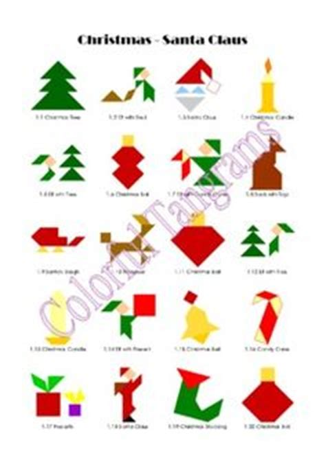 printable christmas tree tangram tangrams on pinterest puzzles interactive art and