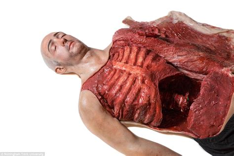 can you dye the skin on healthcare simulators creepy 3d printed human replica could train future