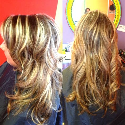 auburn hair with highlights and lowlights highlights and auburn lowlights all things hair pinterest