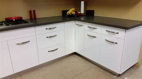 white slab kitchen cabinets white high gloss painted slab frameless kitchen cabinets