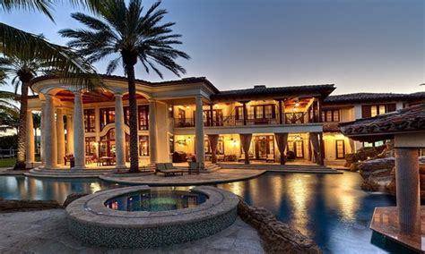 luxury mediterranean style homes tuscan style homes