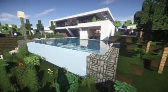 How Much Would It Cost To Build A Treehouse - aspire modern beach house 2 minecraft house design