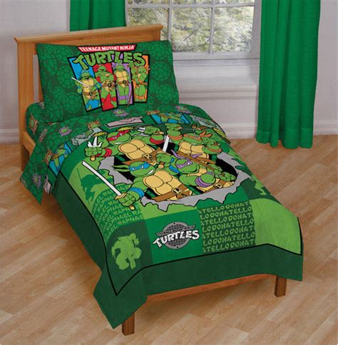 Teenage Mutant Ninja Turtles Bedding Modern Bedroom Turtle Bedding Set