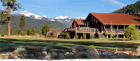 Highlands Ranch Resort & Restaurant Near Lassen National
