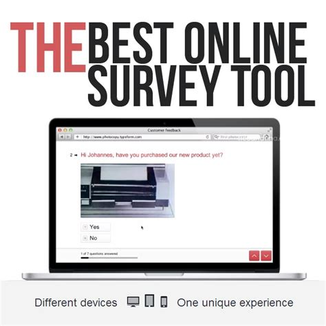 Internet Survey Tools - the best option in online survey tools revealed tico tina
