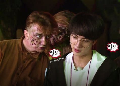 bts zombie run same zombie same kpop fan