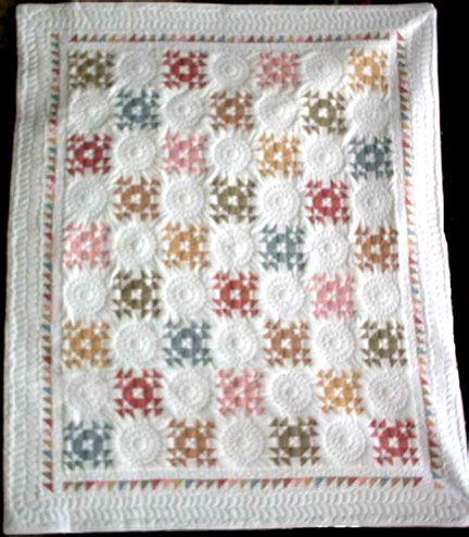 quilt pattern wedding ring quilt pattern