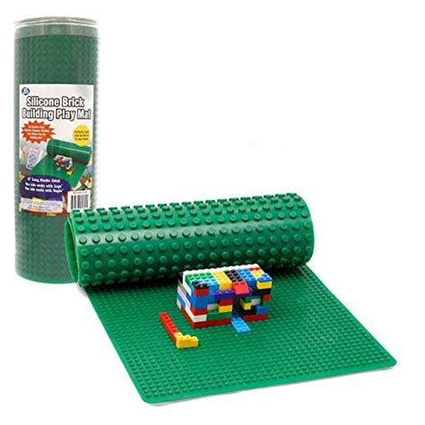 Lego Building Mat by With Lego Duplo Design