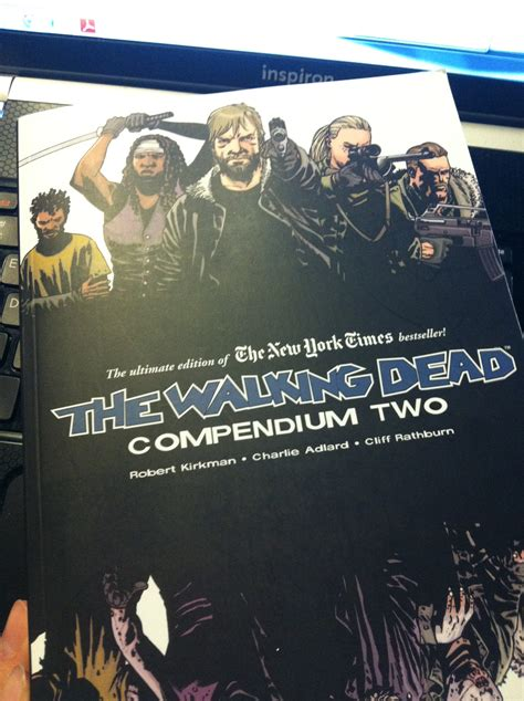 the walking dead compendium two the walking dead compendium 2 the world of nardio