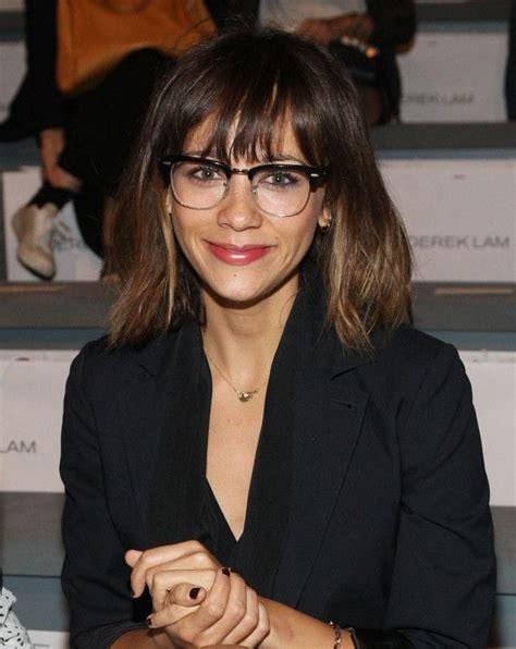 bangs on girls with sunglasses how to rock rashinda jones glasses style mw ideas