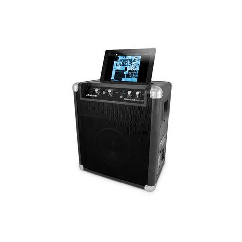 Speaker Portable alesis transactive wireless portable speaker system pa