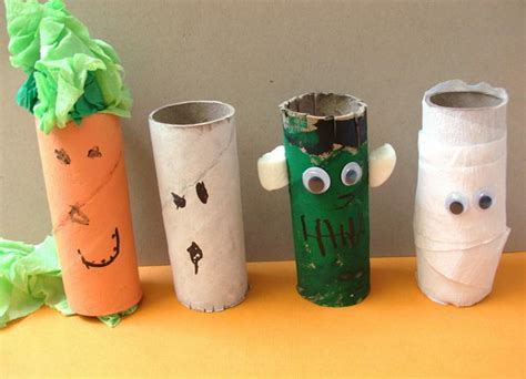 Toilet Paper Crafts - 150 toilet paper roll crafts hative