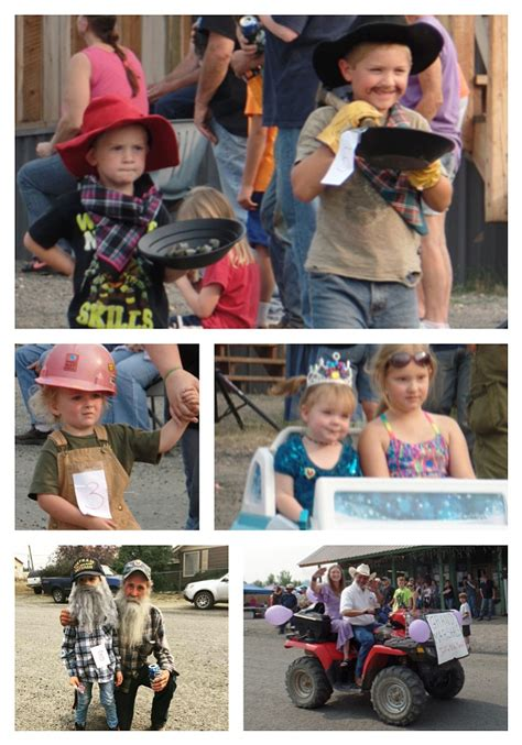 Winners From The Four Days Of The Foster Grant Pair A Day Giveaway by Elk City Days A Success Event Winners Named Idaho