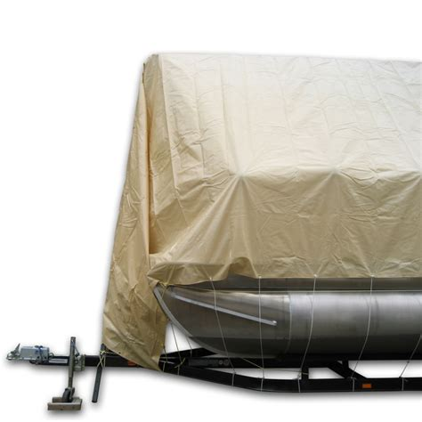 navigloo pontoon boat covers navigloo boat shelter for 25 ft 26 ft pontoon boats