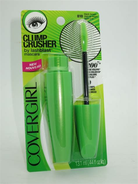 Cover Collection Volume Mascara Expert Review by Covergirl Clump Crusher Mascara By Lashblast Reviews In
