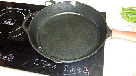 induction cooking with cast iron fluff n clean flying the koop