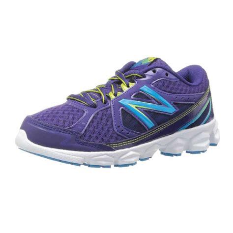 new balance youth running shoes new balance kj750 youth lace up running shoe kid