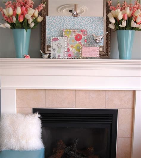Decorating Ideas Mantel 20 Easter Fireplace Mantel Decorations Godfather Style