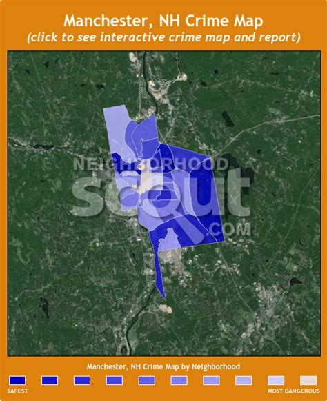 manchester new hshire map manchester nh crime rates and statistics neighborhoodscout