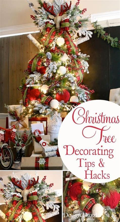 12 Top Tips On Decorating Trees by How To Decorate A Tree Decorating Tips And