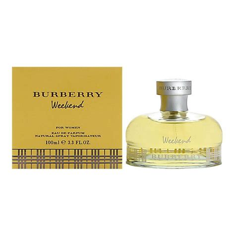 Burberry Weekend Parfum buy burberry weekend for eau de parfum 100ml spray