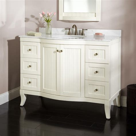 White Vanity Cabinets For Bathrooms White Bathroom Vanity Photos Victoriana Magazine Bathroom Vanity Cabinets