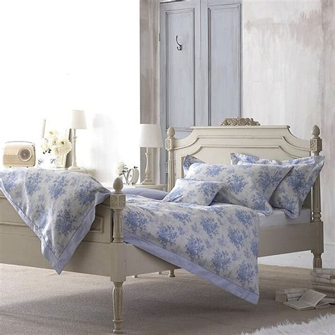 french country beds french country bed soft blues pinterest