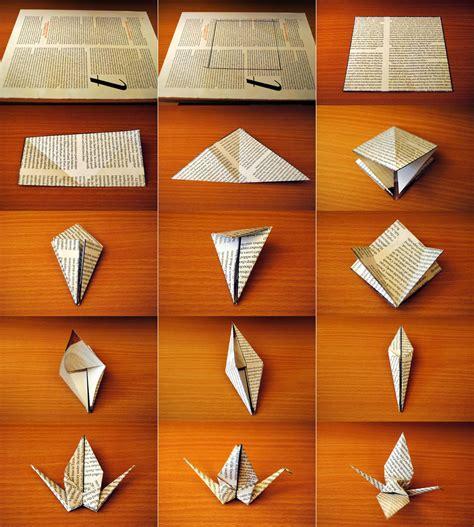 How Do You Make A Origami Crane - september 2013 shelter design for sub optimal