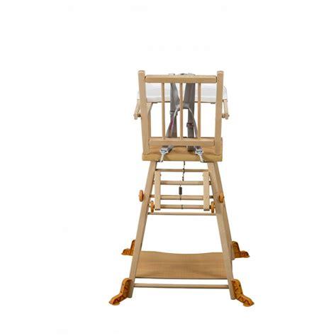chaise haute transformable chaise haute transformable marcel naturel sur moinat sa