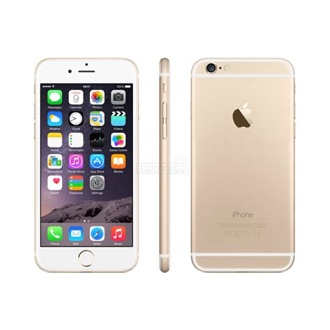 A Iphone 6 Iphone 6 Apple 16 Gb Mg492pk A