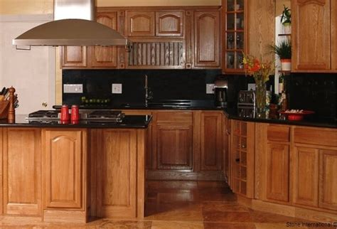 Kitchen Oak Cabinets by Oak Kitchen Cabinets Best Home Decoration World Class