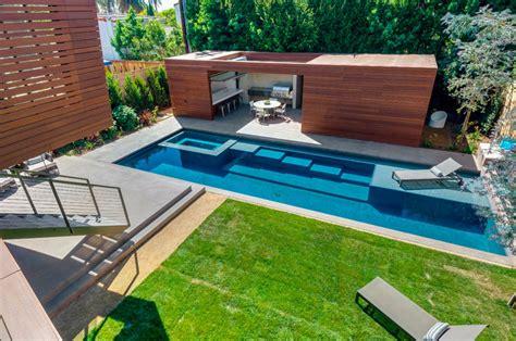 Photos Pool House Piscine by 11 Id 233 Es Pour Int 233 Grer Un Pool House Moderne 224 Cot 233 De