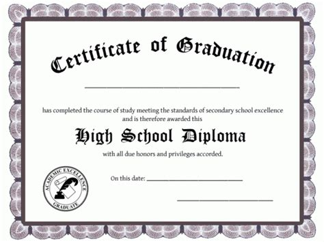 High School Diploma Template Beneficialholdings Info Homeschool High School Diploma Template