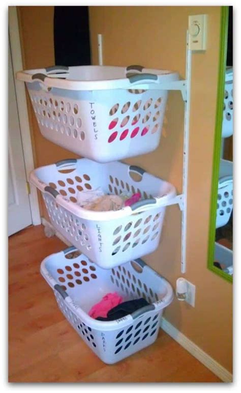 Home Organizing Ideas Can We Ever Get Enough Of Them Laundry Organizer