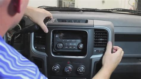 2013 2014 2015 dodge ram radio upgrade guide car stereo