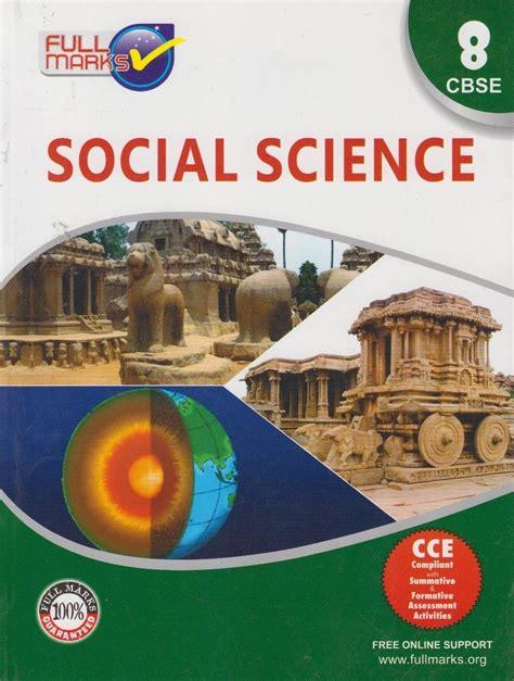social science pr 3 full marks social science class 8 english buy full marks social science class 8 english by