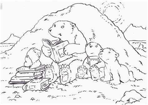 Polar Coloring Pages Christmas Polar Bear Cub Coloring Sheets Coloring Pages